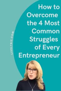 4 Most Common Struggles of Entrepreneurs